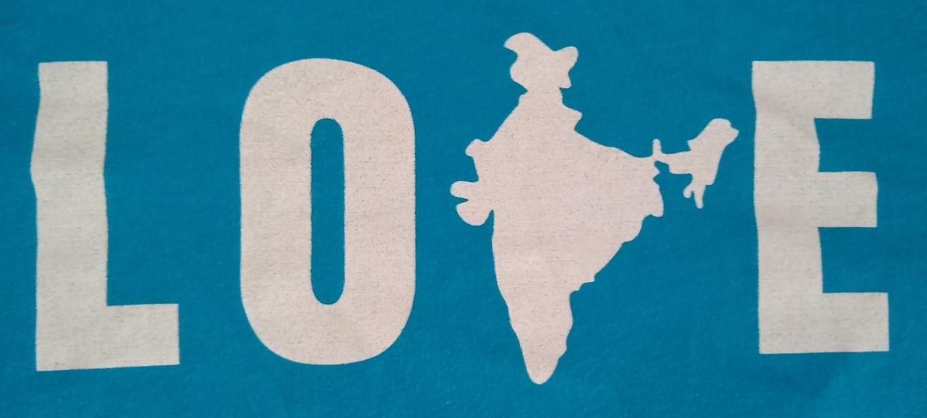 India Love Shirt